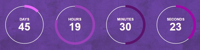 How do I update my SimpleCountdown timer?