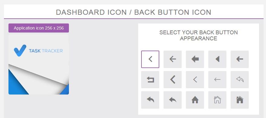 Mobile Application DashBoard